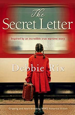 secret letter  debbie rix