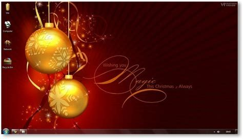 themes for windows 7 christmas windows 7 themes christmas theme for windows holiday