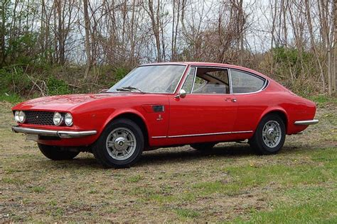 wishful thinking 1967 fiat dino coupe