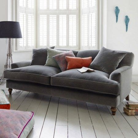 grey velour sofa the 25 best grey velvet sofa ideas on pinterest gray