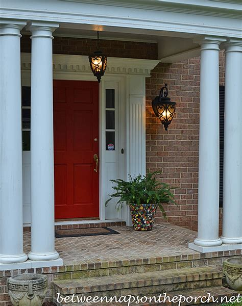 between days red house painters paint your front door red