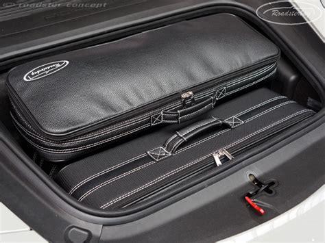 porsche boxster 10k roadsterbag koffer f 252 r porsche boxster porsche 911 996