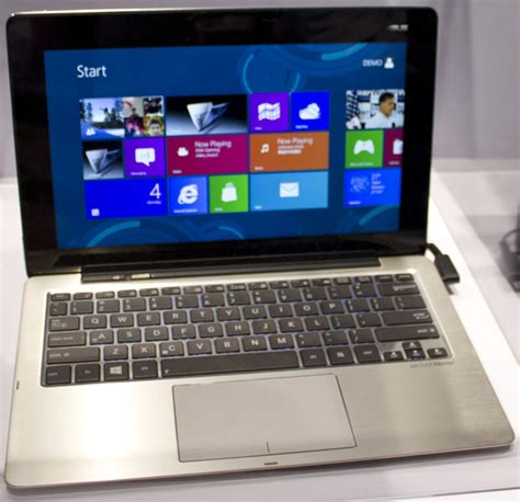 Tablet Asus Window 8 asus windows 8 tablets follow familiar transformer theme