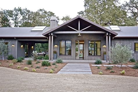 ranch farmhouse floor plans ranch house farmhouse revival time to build time to