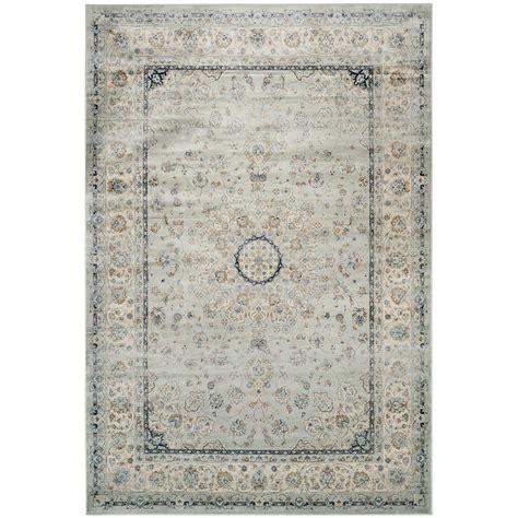 light blue nursery rug light blue area rug nursery darby home co garden vintage ivory light blue area rug reviews