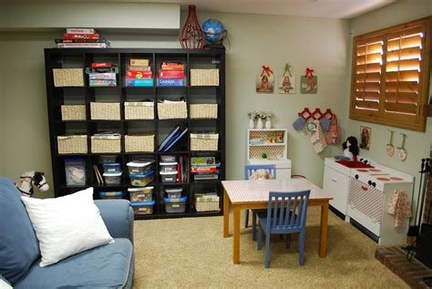 playroom ideas for the comfortable and safe playtime