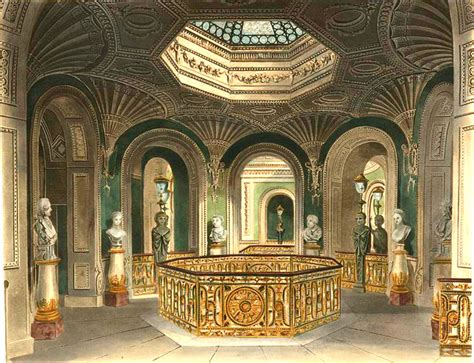 carlton house file carlton house gallery of the staircase from pyne s royal residences 1819 jpg