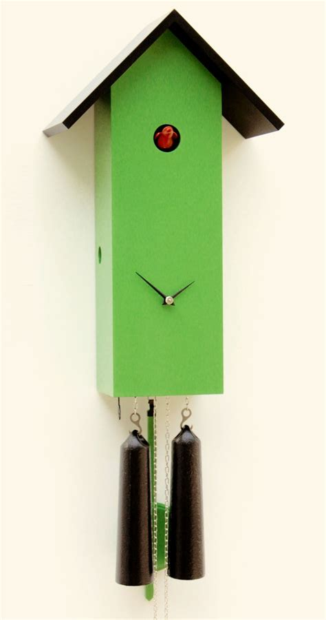 modern cuckoo clock modern cuckoo clock simple line 8 day running time 8
