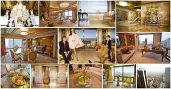 Donald Trump S Apartment Inside Donald Trump S Luxury Apartments