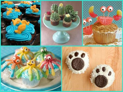 easy decorating ideas for cakes easy cupcake decorating