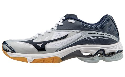 Ready Sepatu Volly Mizuno Wave Lightning Z3 Black White Bolt s wave lightning z2 mizuno usa