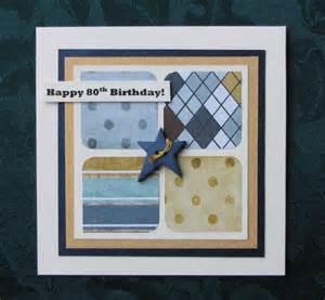 handmade by kath happy 80th birthday