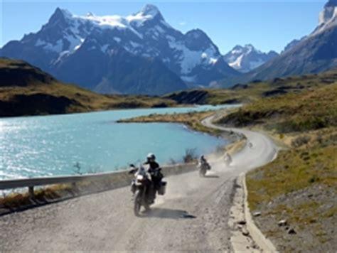 Motorrad Reise Chile s 252 damerika patagonien argentinien chile feuerland