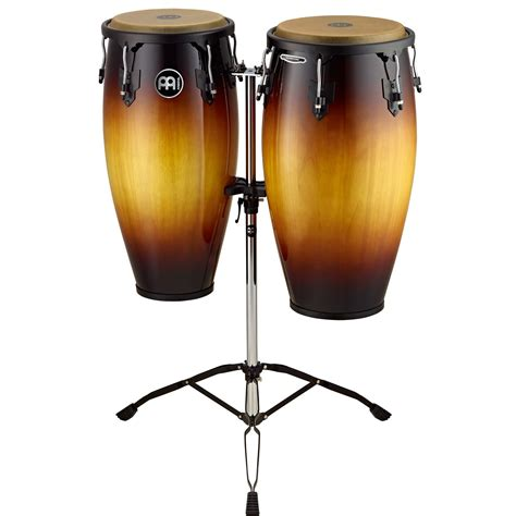 Meinl Headliner Series Congas Vintage Wine Barrel 12 Tumba meinl 11 quot 12 quot headliner series conga set in vintage