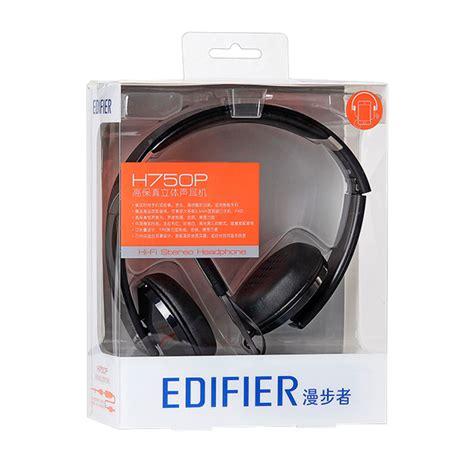 Edifier Headphone With Mic H750p edifier malaysia h750p free headphone