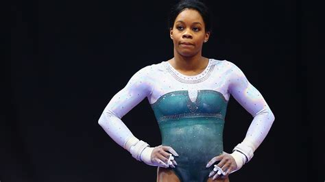 gabby douglas zika and stupid bugs won t keep away