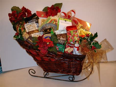 idea christmas basket corporate 30 gift her ideas all about
