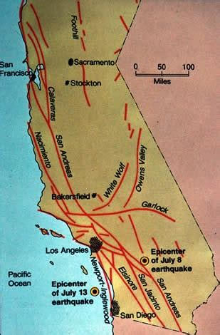 california map fault lines pin by casey swan on mapparium