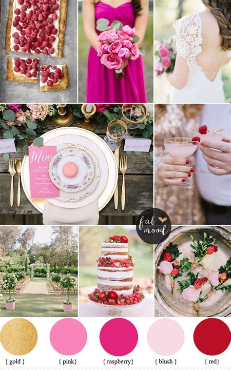 best 25 raspberry wedding color ideas on raspberry wedding fall wedding colors and