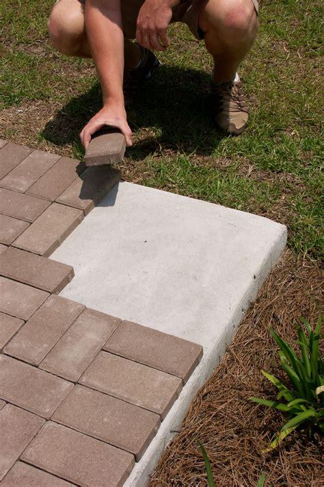 thin patio pavers 25 best ideas about pavers concrete on