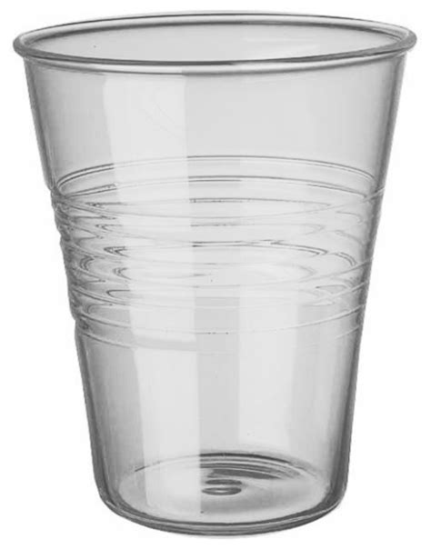 outdoor barware fast cup drinking glass modern outdoor drinkware by a r