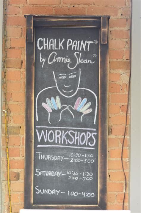 chalk paint retailers near me sloan chalk paint workshop shabby grace