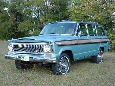1970 jeep wagoneer 1970 jeep wagoneer information and photos momentcar