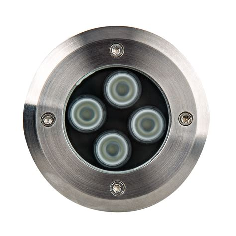 Led Well Lights by Led In Ground Well Light 8 Watt 400 Lumens Led Well Lights Uplighting Led Landscape