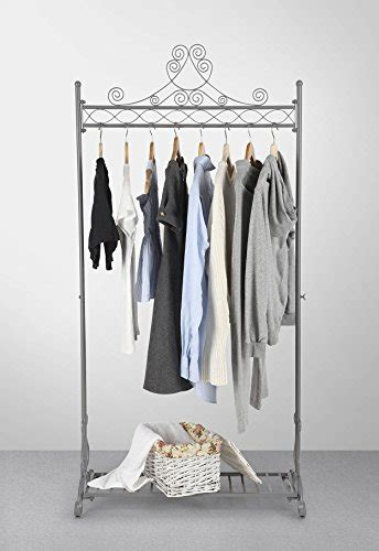 vintage coat clothes racks hanging clothing rail shabby