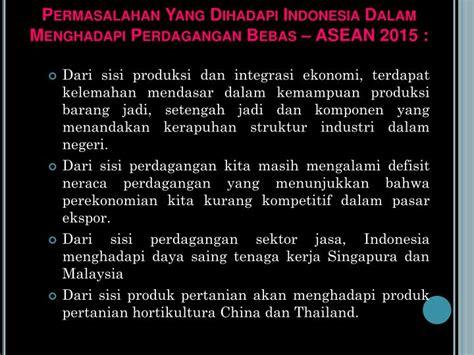 kebijakan perdagangan bebas asean community