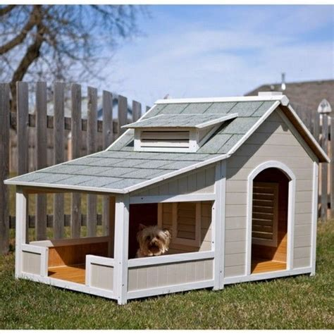 luxury dog house luxury dog house and bed of natural materials http