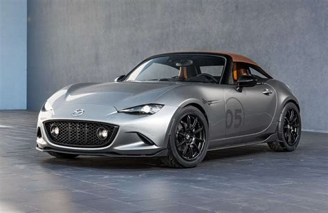 mazda mx 5 2016 mazda mx 5 spyder and mx 5 speedster concepts