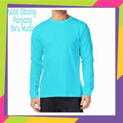 Oblong Tshirt Baju Kaos Famo baju kaos polos lengan panjang tshirt sleeve pakaian