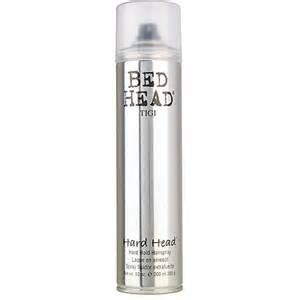 bed hairspray ulta