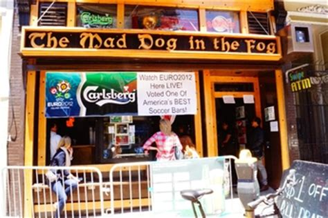 mad in the fog san francisco bars restaurants clubs events nightlife partyearth