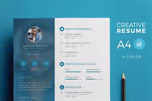 25 creative resumes for inspiration