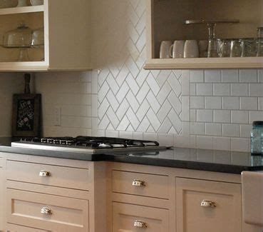 Kitchen Backsplash Subway Tile Patterns Stove Subway Tile Backsplash And Home Decor Kitchen On Pinterest