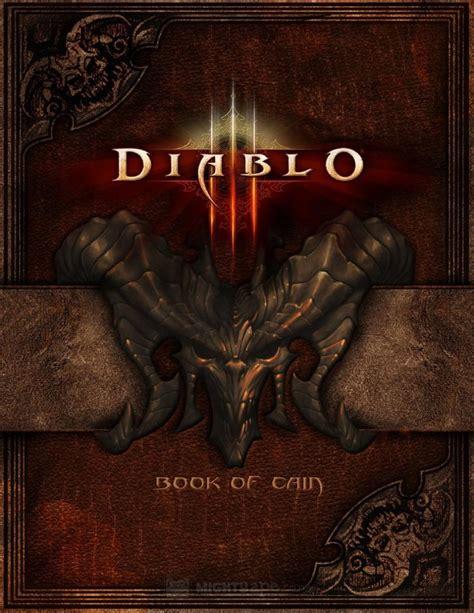 diablo iii book of 1608870634 diablo iii book of cain