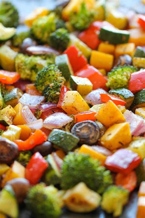 roasted vegetables recipe healthy recipes recipes