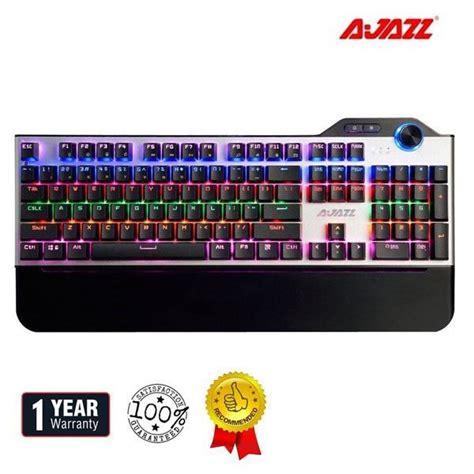 Diskon Keyboard Gaming Mechanical Imperion Mech 10 Size ajazz ak35 rgb switch chroma me end 5 17 2018 10 24 pm