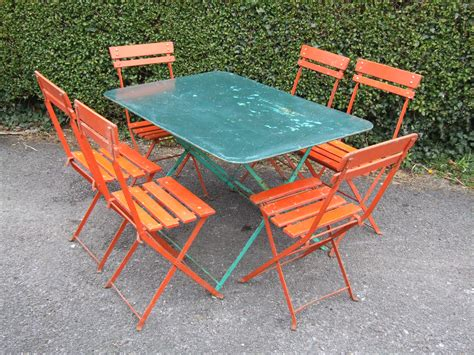 German Garden Table by Vintage German Garden Table 28 Images 1960s German Oktoberfest Wooden Table Sets With