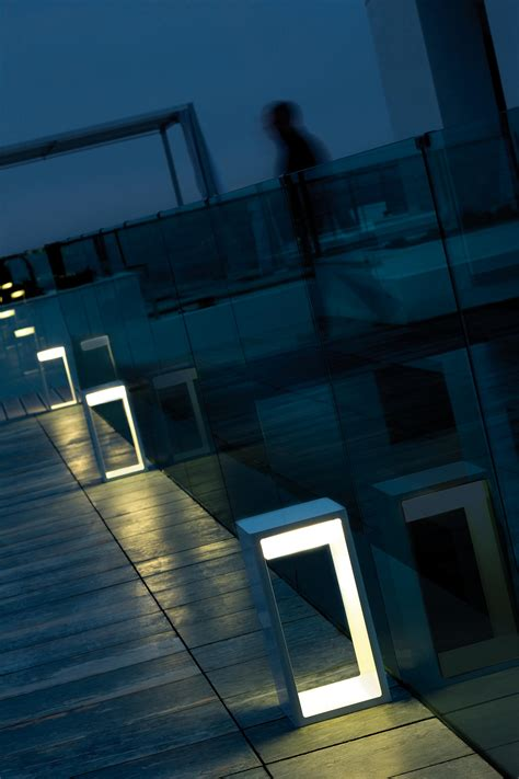 frame design lighting frame path lights from b lux architonic