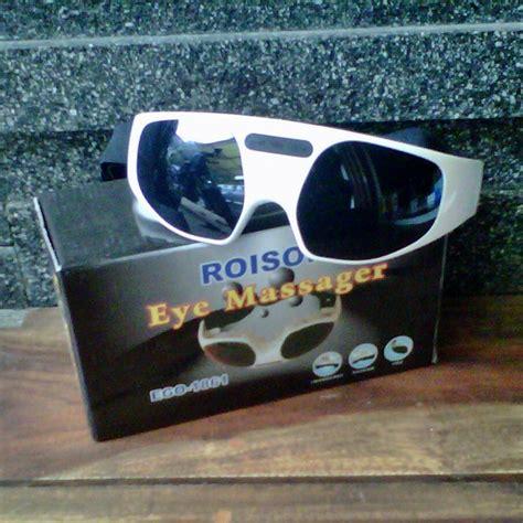 Alat Pijat Mata Terapi Mata jual harga murah agen alat terapi kesehatan kaca mata roison sarana muslim store