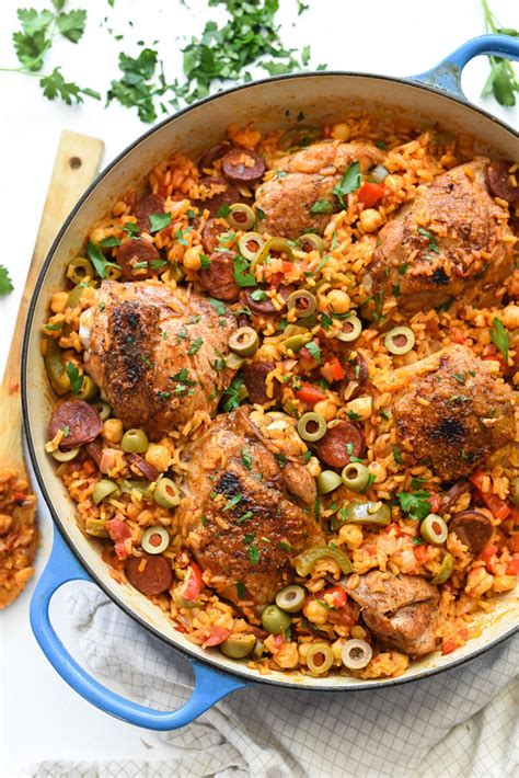 chicken and rice food chicken and rice recipe foodiecrush