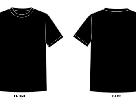 Blank Tshirt Template Black In 1080p Hd Wallpapers Wallpapers Download High Resolution Black T Shirt Template