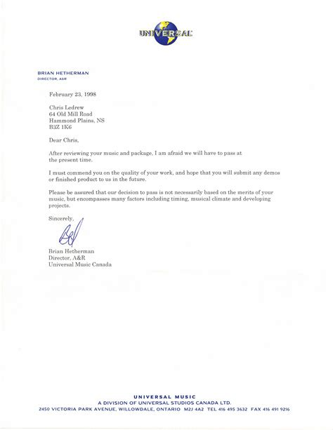 Rent Increase Refusal Letter 2013 Ledrew S Muse Page 2