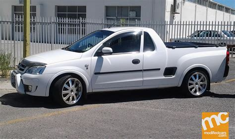 opel modified modified opel corsa utility1 4i 2008 modified cars