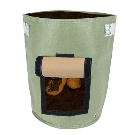 coltivare patate in vaso vaso per coltivare patate in tessuto bloembagz patatiera
