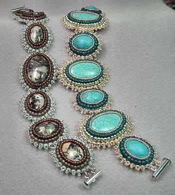 you to see bead embroidery bracelets 1 tutorial on