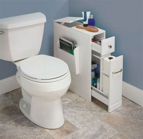 slim bathroom storage units bathroom organizer
